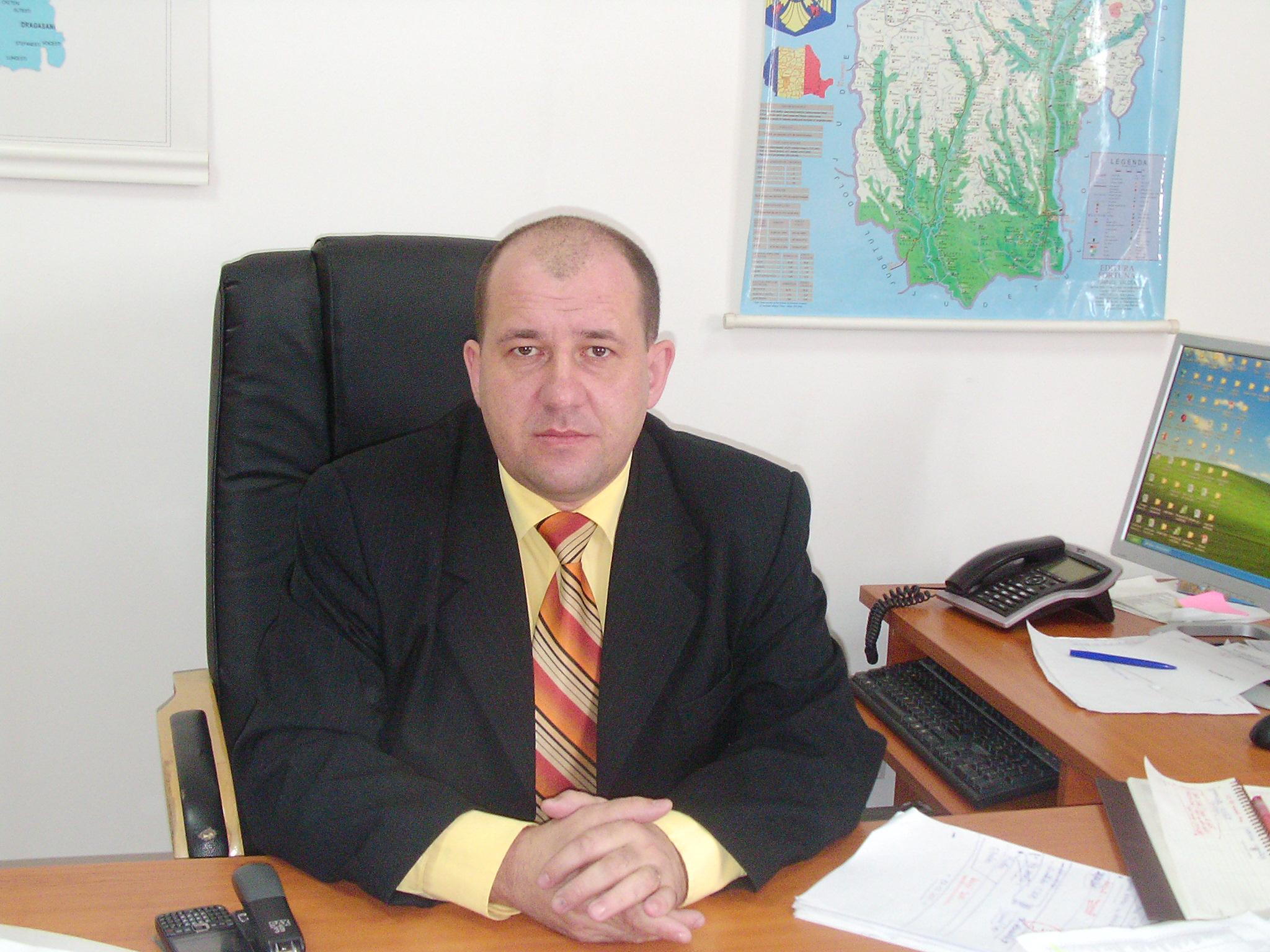 director APIA, ing. Adrian Pintea